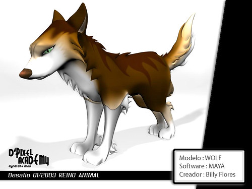 Billy - [ Desafío D0901/ Julio 09 ] Reino animal - WIP 3853996382_b8b350bcc1