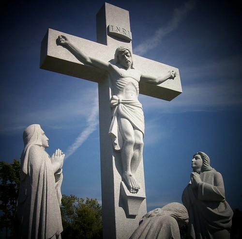 jesus christ cross. Jesus Christ on the Cross with