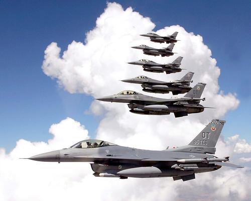 フリー画像| 航空機/飛行機| 軍用機| 戦闘機| F-16 ファイティング・ファルコン| F-16C Fighting Falcon|      フリー素材|
