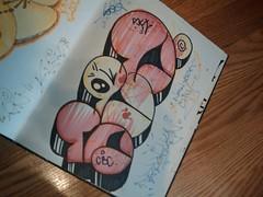 Old 2006 shit (deewffip/oyes) Tags: nyc black brooklyn graffiti bensonhurst fills seyo