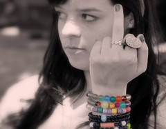 love.hate (paris_taylor1989) Tags: hair picnic antique earring rings bracelet nailpolish flickedoff