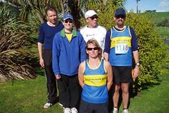 The Trentham Relay Team