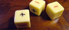 Fudge Dice (Moo ratio)