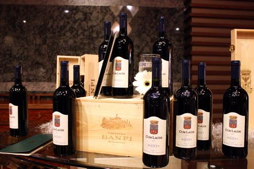 La Dolce VIta with Castello Banfi Wine