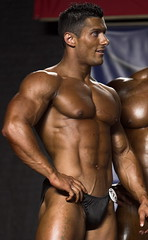 8 (bb-fetish.com) Tags: muscle posing posers trunks bodybuilder bulge