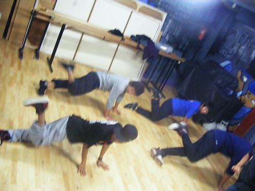 Hip Hop Dance Workshop