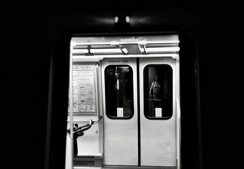 Ghosts in the Metro Light