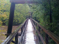 Toccoa Suspension Bridge 1