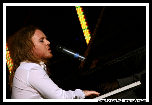 Tim Minchin at Carlsberg Comedy Festival