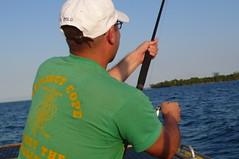 Darel Hooks A Big One (Darel & Jess) Tags: fishing pemba fundu