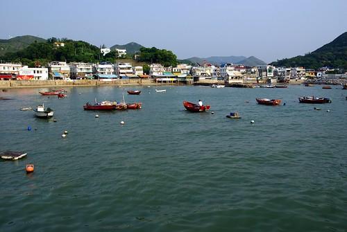 Yung Shue Wan, Lamma Island