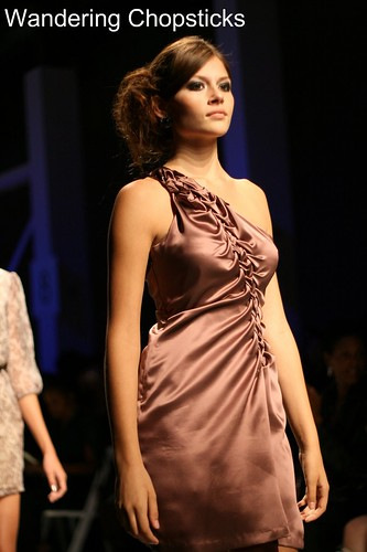 Femme Noir by Phong Hong Debut at Downtown Los Angeles Fashion Week Fashion Angel Awards Emerging Designers Runway Show 18