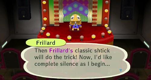 FRILLARD!