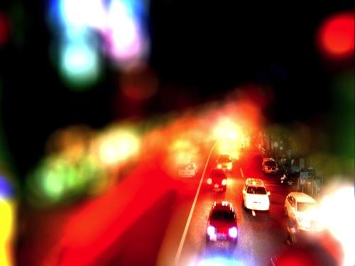 街の光×iPhone*Life