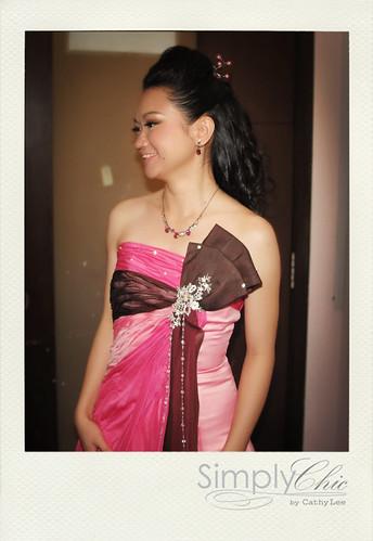 Shiau Chyn ~ Wedding Night