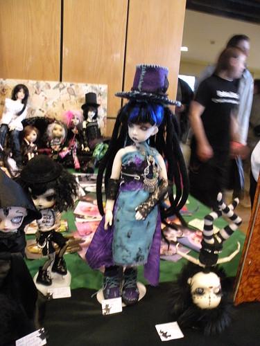 Les dolls de greenwitch