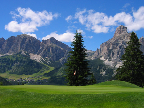 golf ad alta quota