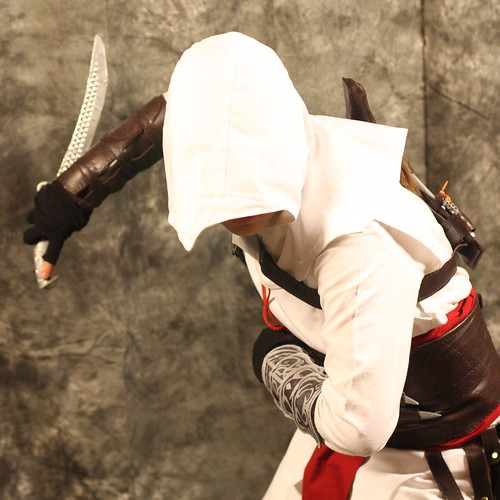 Saboten-Con Saturday Portraits - Assassin's Creed