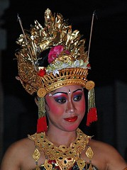 Kecak dancer 3 (Tempo Dulu) Tags: bali girl indonesia dancer ubud kecak 22169453n04