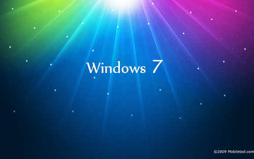 windows 7 desktop wallpaper. Windows 7 Wallpaper Aurora
