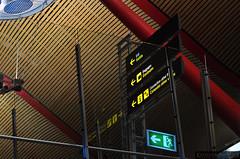 Madrid-Barajas T 4S