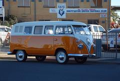 VW Kombi van (mgafox) Tags: vw van kombi peterfox mgafox