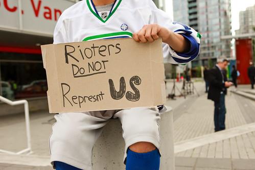 Randerlier sind keine Eishockey-Fans