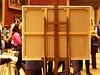 Papel kodak, papel kodak... (nicoframes) Tags: paris louvre paintings copiste