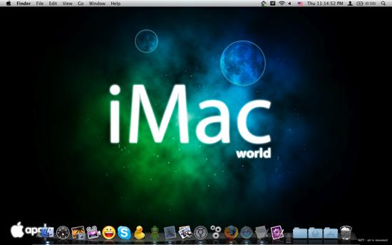 iMac World
