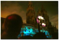 La luz de la Catedral 6 (R. Treviño) Tags: spain santiagodecompostela acorua