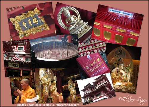 Buddha Tooth Relic Temple & Museum,Singapore