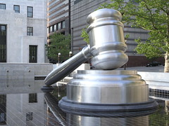 Gavel | Andrew F. Scott: P6023462