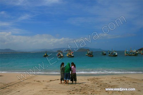 Papuma Beach - Jember - East Java