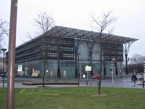 MELUN - Palais de Justice - Nathalie Reiter Avocat Seine-et-Marne 77