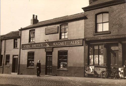 Victoria Inn, Water Lane, Leeds, Yorkshire - 1935
