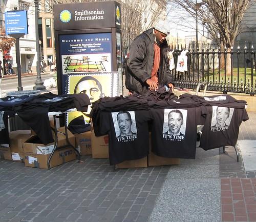 MLK / Obama shirts