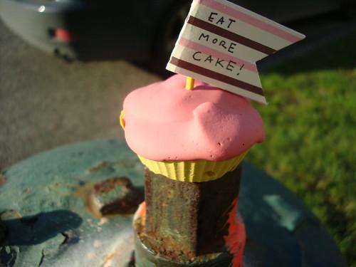 Eat More Cake!