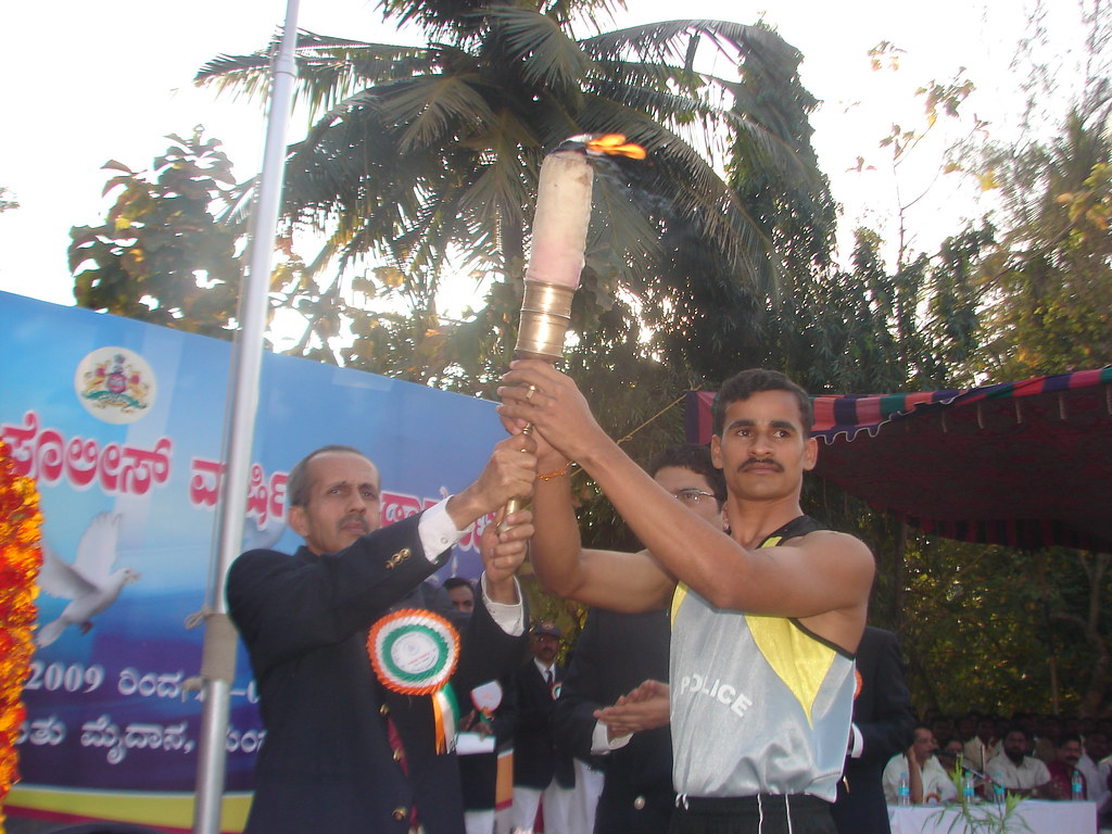 Dk District Sports Meet Inugration