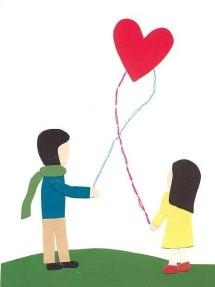 valentine card by chelleline