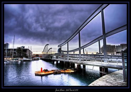 Puente del Puerto Viejo (HDR)