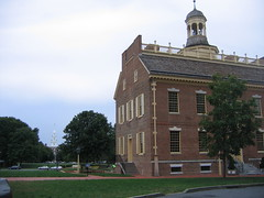 Delware State Capital - Legislative Hall