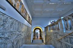 Victoria & Albert Museum - Kensington London (nick.garrod) Tags: building london art museum architecture design sony albert victoria va alpha 700 hdr a700 artizen artizenhdr4xpsnaturaltonemapped