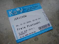 31.01.2009, 20.30 Uhr, KoKi Kiel, 4,00 € (ermäßigt)