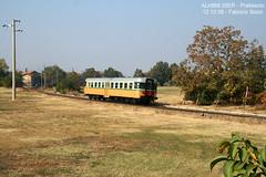 secondarie padane (FS81) Tags: act fer italianrailways aln668 trenistorici