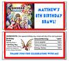 Bakugan Candy Wrapper Favor (Kid's Birthday Parties) Tags: birthday party kids child partyfavor bakugan personalizedfavors candywrapperfavor personalizedcandywrapper personalizedpartyfavor bakugancandywrapper bakuganbirthday bakuganparty