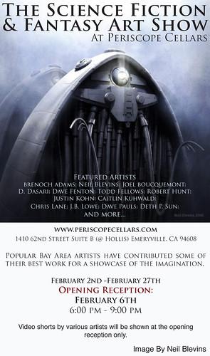 Sci fi_ fantasy promo