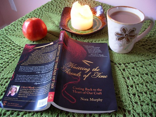 Knitting the Threads of Time by Nora Murphy 1