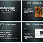 MPA: Multi Platform Authoring