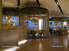 Sternegastronomie im Mercedes-Benz Museum (Mercedes-Benz Classic) Tags: mercedesbenzmuseum mercedesbenzclassic sternennchte