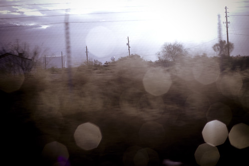 Post-rain Drive-by